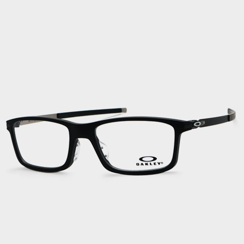 [오클리안경] A PITCHMAN OX8096 0555 Pollshed Black (OAKLEY)