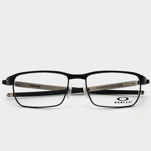 [오클리안경] 틴컵 TINCUP OX3184 0154 Powder Coal (OAKLEY)