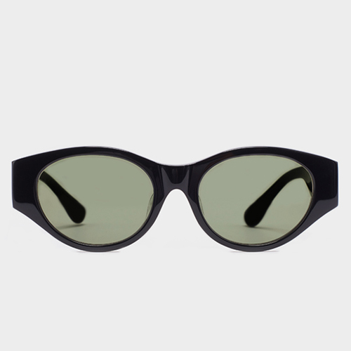 더블러버스 WHISKEY BLACK KHAKI (Khaki Lens)
