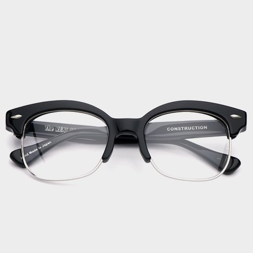 [이펙터안경] 컨스트럭션 CONSTRUCTION BK (EFFECTOR x The REAL MCCOY S)