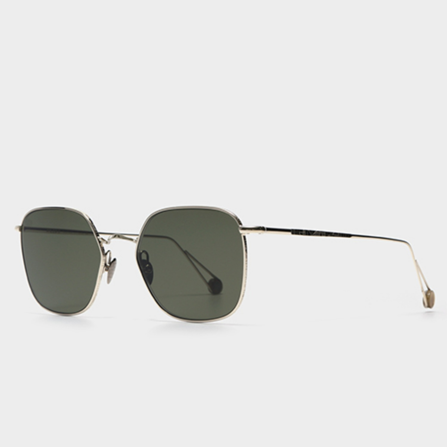 알렘 Chapelle Grey Gold (Green Lens)