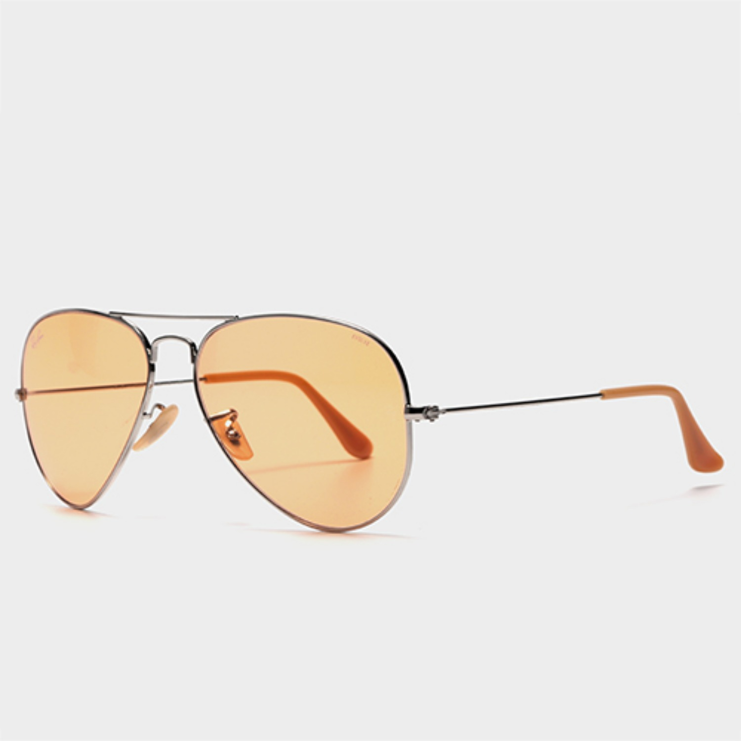 레이벤 RB3025 AVIATOR LARGE METAL 9065 V9 (58) (Orange Tint Lens)