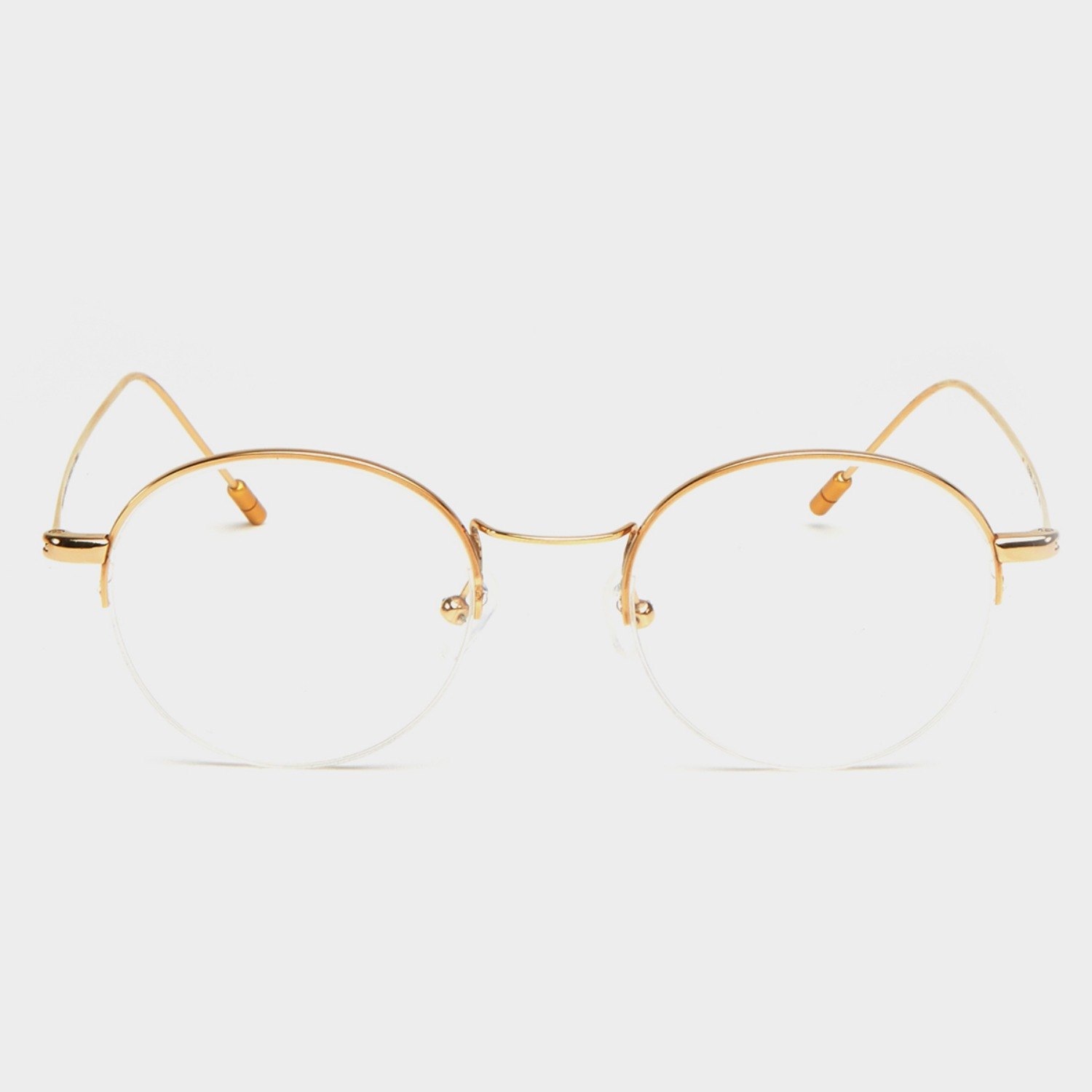[로우로우안경] R EYE 500 BETA TITANIUM 49 GOLD (RAWROW)