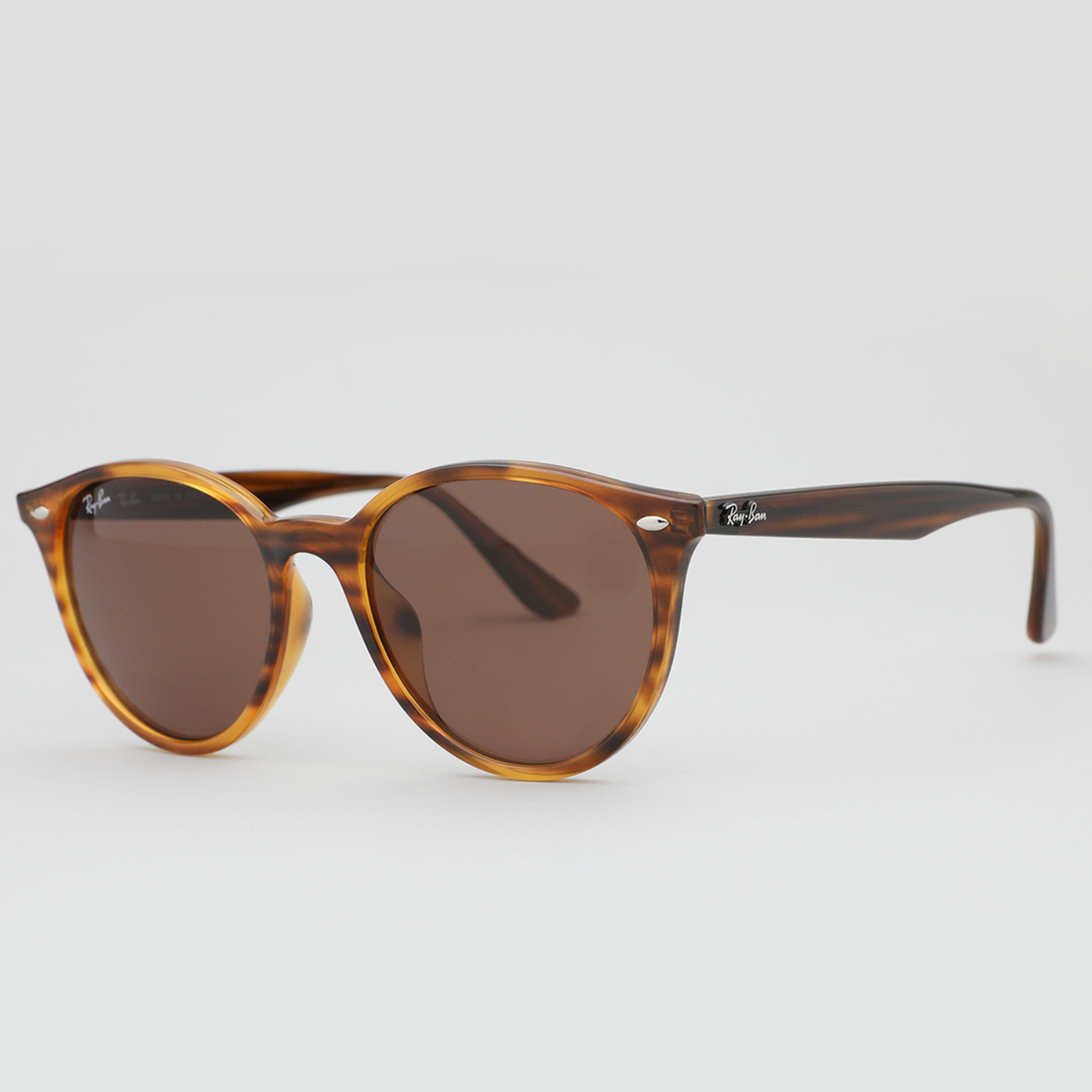[레이벤선글라스] RB4305F 820 73 (Dark Brown Lens) (Ray-Ban)