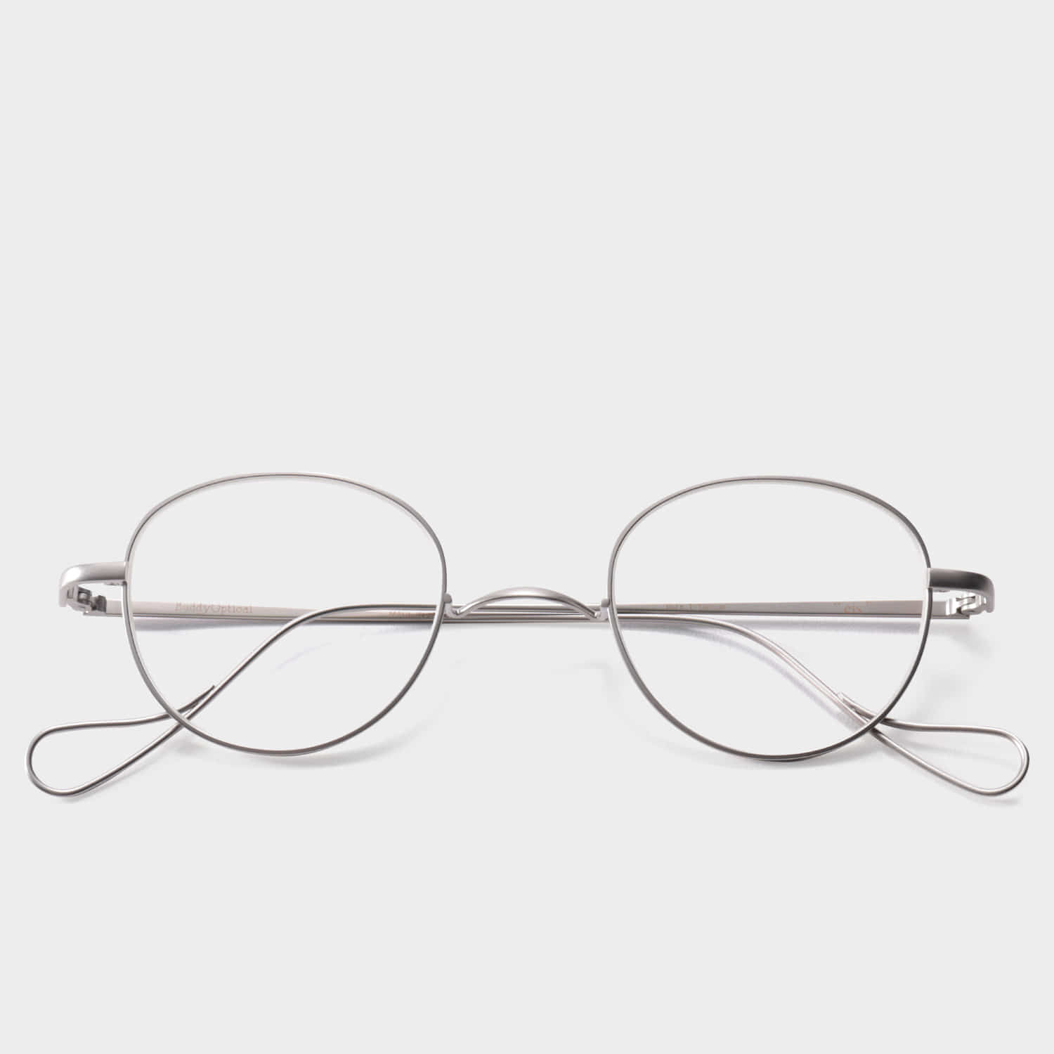 [버디옵티컬안경] eis MATTE SILVER (Buddy Optical)