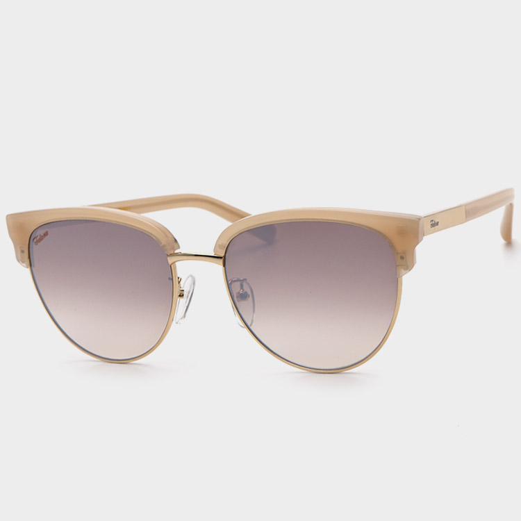 페이크미 Hawthorne Perfect 1 2 IVO (Brown Gradation Lens)