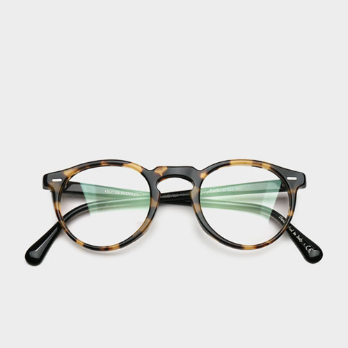 [올리버피플스안경] OV5186A 1610 Gregory Peck (OLIVER PEOPLES LA)