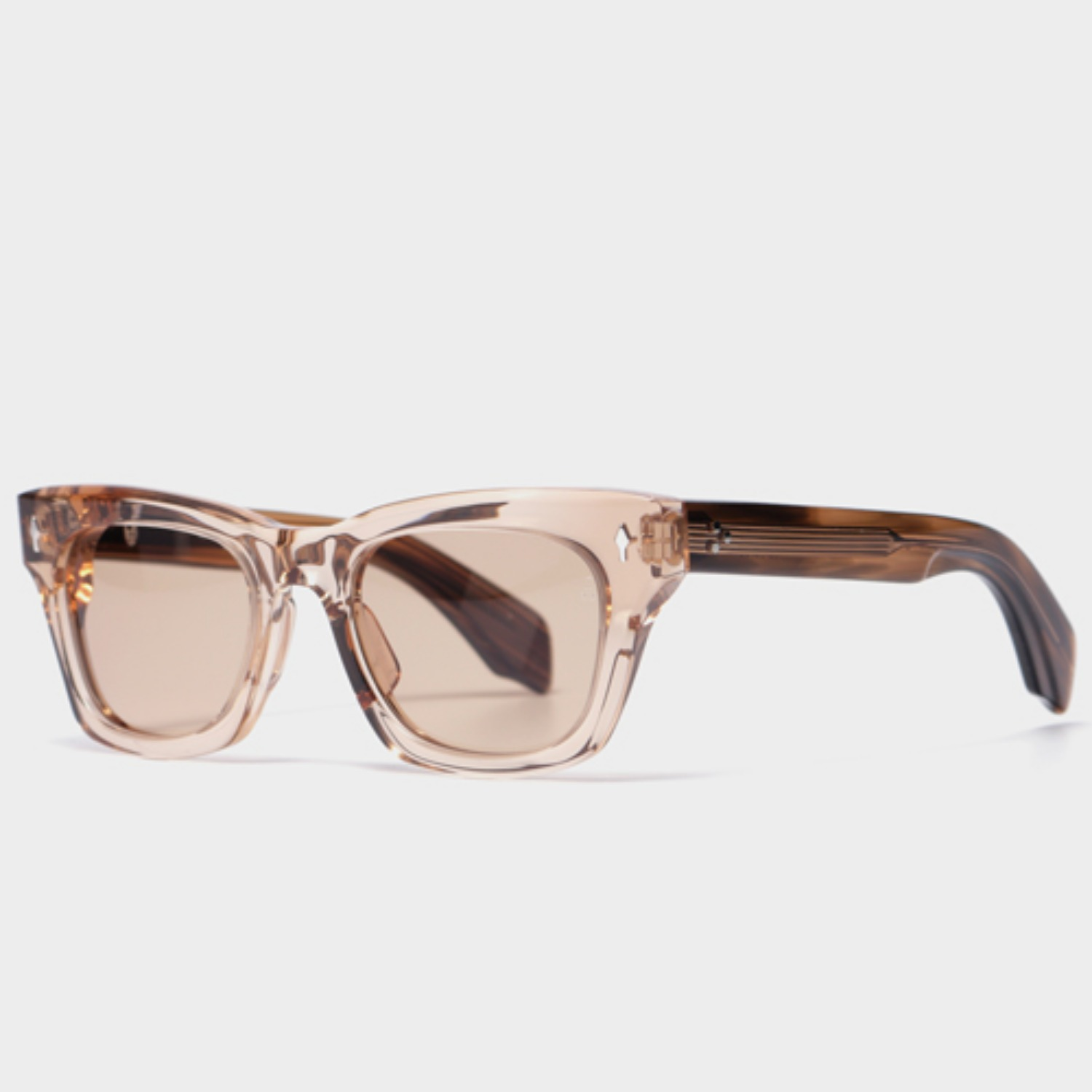 자크마리마지 JMMDE76 DEALAN HAVANA (Brown Tint Lens)