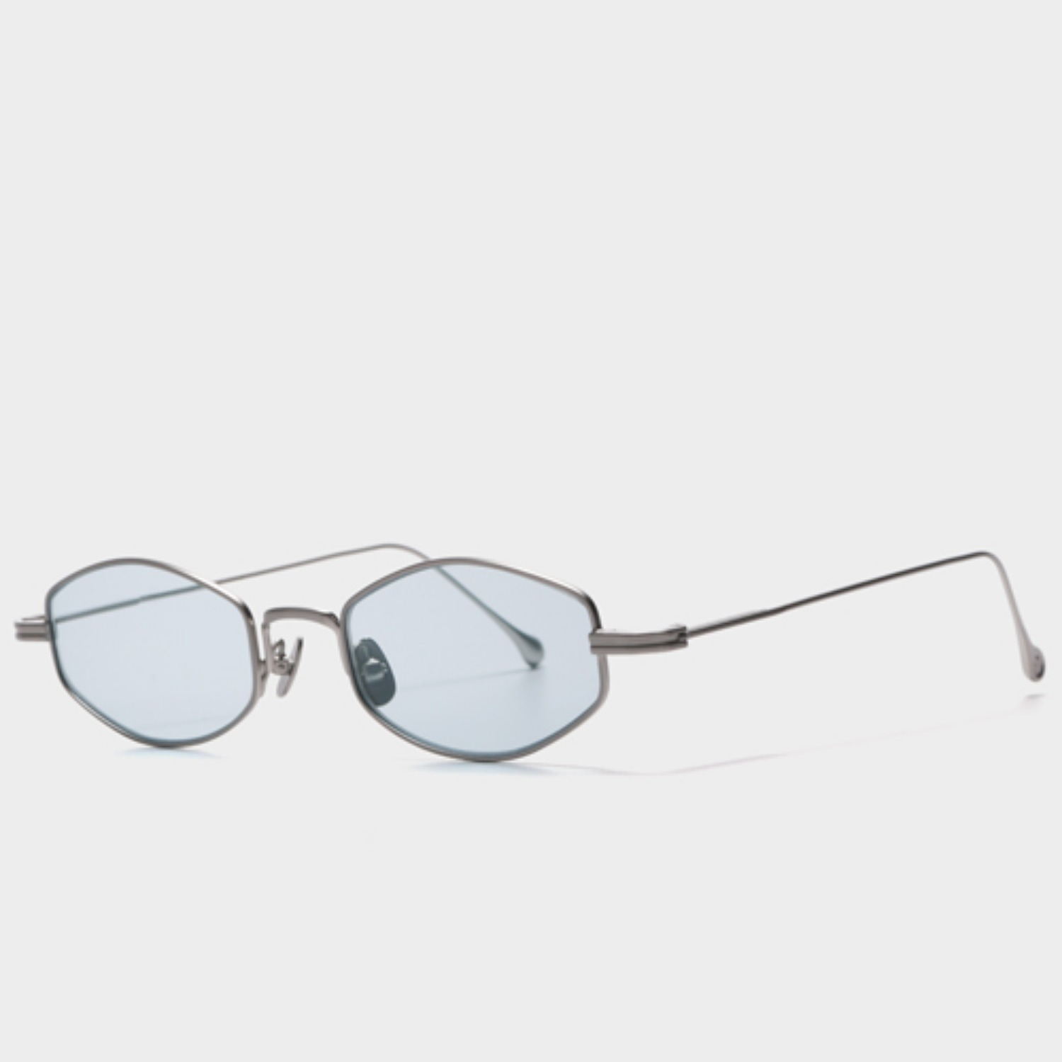 스틸러 CARTER STL03 ANTIQUE SILVER (Blue Tint Lens)
