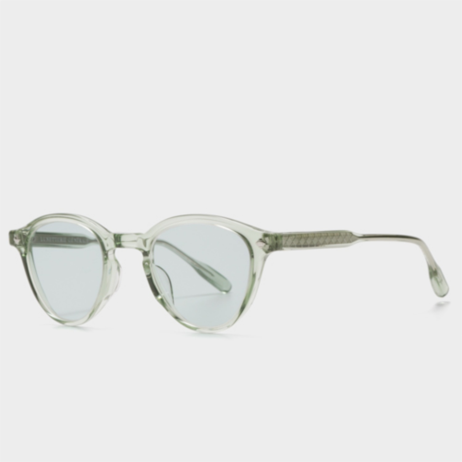 루네뜨리제너럴 DOLCE VITA IV Emerald Crystal (Light Emerald Tint Lens)