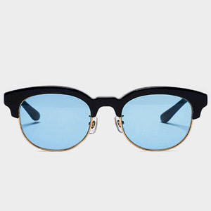 더블러버스 CIGARETTE BLACK GOLD (Blue Lens)